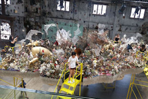 Nick Cave Exhibition